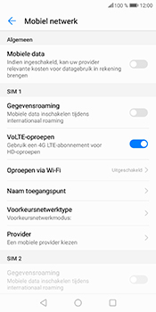 Huawei P Smart (Model FIG-LX1) - Internet - Uitzetten - Stap 8