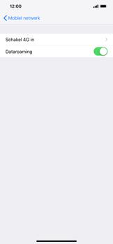 Apple iPhone XS Max - Internet - handmatig instellen - Stap 7