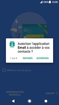 Sony Xperia XA2 Ultra - E-mails - Ajouter ou modifier votre compte Outlook - Étape 10
