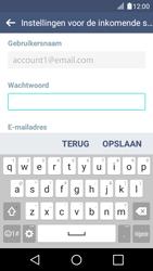 LG K4 - E-mail - Instellingen KPNMail controleren - Stap 13