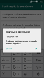 Samsung Galaxy Grand Prime - Aplicações - Como configurar o WhatsApp -  7