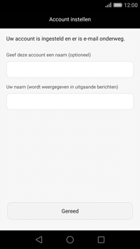 Huawei G8 - E-mail - e-mail instellen: IMAP (aanbevolen) - Stap 17