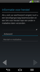 LG D955 G Flex - Applicaties - Account aanmaken - Stap 15