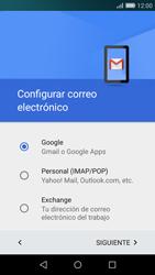 Huawei P8 Lite - E-mail - Configurar Gmail - Paso 8