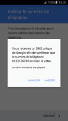 Samsung A510F Galaxy A5 (2016) - Applications - Créer un compte - Étape 9