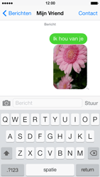 Apple iPhone 5s - MMS - hoe te versturen - Stap 13