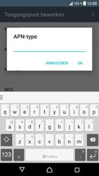 Sony Xperia XZ (F8331) - Internet - Handmatig instellen - Stap 14