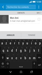 HTC Desire 510 - E-mails - Envoyer un e-mail - Étape 6