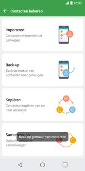 LG G6 (LG-H870) - Contacten en data - Contacten kopiëren van toestel naar SIM - Stap 13