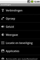 LG GW620 - Bluetooth - koppelen met ander apparaat - Stap 6
