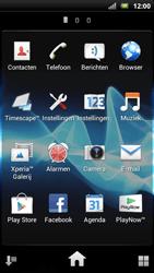 Sony Ericsson Xperia Neo met OS 4 ICS - Internet - Uitzetten - Stap 4