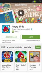 Samsung Galaxy S3 - Aplicações - Como pesquisar e instalar aplicações -  21