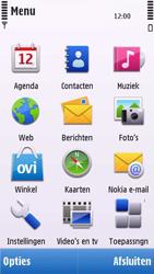 Nokia C6-00 - Internet - internetten - Stap 2