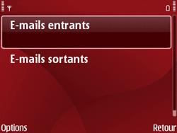 Nokia E63 - E-mail - Configuration manuelle - Étape 17