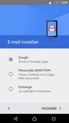 Sony Xperia Z5 Compact (E5823) - E-mail - 032a. Email wizard - Gmail - Stap 10