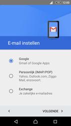 Sony Sony Xperia Z5 (E6653) - E-mail - Handmatig instellen (gmail) - Stap 9