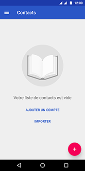 Motorola Moto G6 - Contact, Appels, SMS/MMS - Ajouter un contact - Étape 4