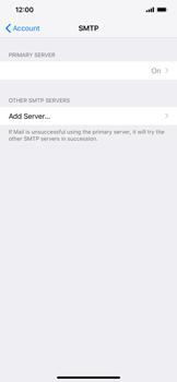 Apple iPhone XS Max - E-mail - Manual configuration - Step 20