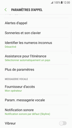 Samsung G935 Galaxy S7 Edge - Android Nougat - Messagerie vocale - Configuration manuelle - Étape 6