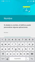 Samsung Galaxy S6 - Primeros pasos - Activar el equipo - Paso 10