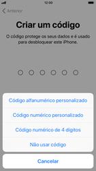 Apple iPhone 8 - Primeiros passos - Como ligar o telemóvel pela primeira vez -  14
