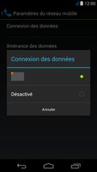 Acer Liquid Jade Z - Internet - Désactiver les données mobiles - Étape 7