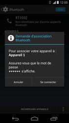 Motorola Moto G - Bluetooth - connexion Bluetooth - Étape 9