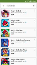 Samsung Galaxy J5 - Aplicações - Como pesquisar e instalar aplicações -  16