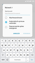 Samsung Galaxy Xcover 4 (SM-G390F) - WiFi - Handmatig instellen - Stap 8