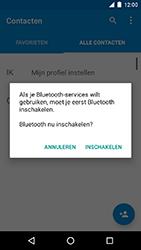Motorola Moto G 4G (3rd gen.) (XT1541) - Contacten en data - Contacten overzetten via Bluetooth - Stap 9