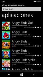 Microsoft Lumia 535 - Aplicaciones - Tienda de aplicaciones - Paso 7