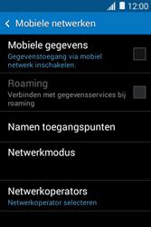 Samsung Galaxy Young 2 - Internet - Aan- of uitzetten - Stap 8