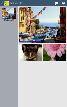 Samsung Galaxy Tab 3 8 4G - Photos, vidéos, musique - Envoyer une photo via Bluetooth - Étape 5