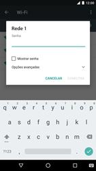 LG Google Nexus 5X - Wi-Fi - Como configurar uma rede wi fi - Etapa 7