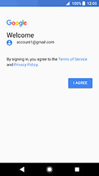 Sony Xperia XA2 - E-mail - Manual configuration (gmail) - Step 13