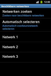 Samsung S5830i Galaxy Ace i - Netwerk - Gebruik in het buitenland - Stap 8