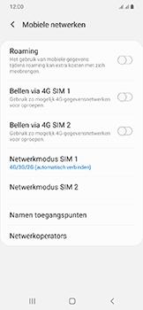 Samsung galaxy-a20e-dual-sim-sm-a202f - Bellen - 4G Bellen activeren - Stap 6