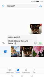 Huawei P10 - Contact, Appels, SMS/MMS - Envoyer un MMS - Étape 19
