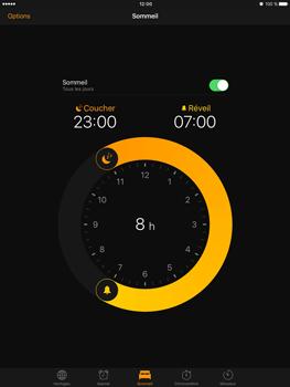 Apple iPad Pro 9.7 - iOS 10 - iOS features - Coucher - Étape 14