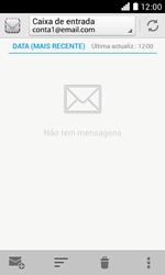 NOS LUNO - Email - Configurar a conta de Email -  5