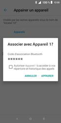 Alcatel 1X - Internet et connexion - Connexion avec un équipement multimédia via Bluetooth - Étape 10