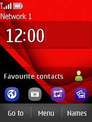 Nokia Asha 300 - Network - Usage across the border - Step 9