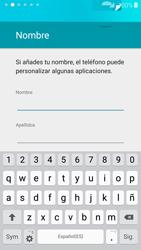 Samsung Galaxy S6 - Primeros pasos - Activar el equipo - Paso 11