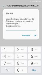 Samsung galaxy-s7-android-oreo - Beveiliging en ouderlijk toezicht - Hoe wijzig ik mijn SIM PIN-code - Stap 10