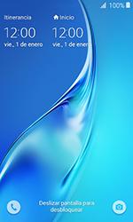 Samsung Galaxy J1 (2016) (J120) - Mensajería - Configurar el equipo para mensajes multimedia - Paso 21