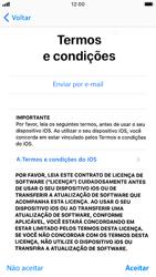 Apple iPhone 7 - iOS 13 - Primeiros passos - Como ativar seu aparelho - Etapa 20