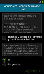 Samsung S7580 Galaxy Trend Plus - Primeros pasos - Activar el equipo - Paso 5