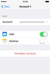 Apple iPhone 4 S iOS 9 - E-mail - Handmatig instellen - Stap 18