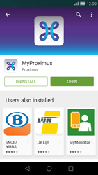 Huawei Ascend G7 - Applications - MyProximus - Step 9