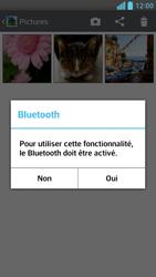 LG Optimus F6 - Photos, vidéos, musique - Envoyer une photo via Bluetooth - Étape 9
